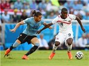 Thông tin thú vị trận Uruguay - Costa Rica: Sau 40 năm, Uruguay mới lại thua đậm thế