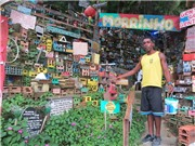 Góc Anh Ngọc: Một favela thu nhỏ, giữa 'rừng' favela khổng lồ