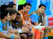 Kỳ World Cup đáng quên của Suarez?