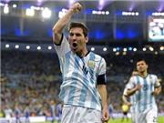 Argentina - Bosnia & Herzegovia (2-1): Messi ghi bàn, Argentina chật vật vượt qua Bosnia