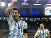 GÓC CHIẾN THUẬT: Hai hiệp đấu, hai bộ mặt của Argentina