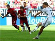 Đức 4–0 Bồ Đào Nha: Mueller lập hat-trick, Pepe bị truất quyền thi đấu, Đức hủy diệt Bồ Đào Nha