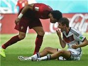 Đức - Bồ Đào Nha 4-0: Vỡ trận