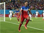 Dempsey ghi bàn nhanh thứ 5 lịch sử World Cup, Mỹ hạ Ghana 2-1