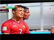 Ảnh chế thất bại của BĐN: Ronaldo mếu máo khóc. Pepe đòi 'thịt' Mueller