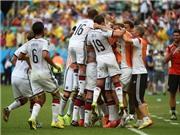 Báo chí Đức: 'World Cup này là của chúng ta. Siêu sao tự phong Ronaldo đã ở đâu?'