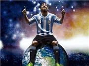 Góc ANH NGỌC: 'Họ có Pele, còn chúng ta có Messi và Giáo hoàng'