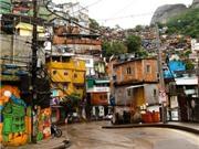 Cuộc sống của người dân ở khu ổ chuột Rocinha