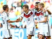 Đội tuyển Đức mở màn mỹ mãn: Xin chào ứng cử viên vô địch