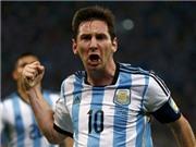 Messi: 'Tôi thích sơ đồ 4-3-3'