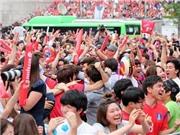 Ghi nhanh từ Seoul: Người Hàn Quốc hài lòng với trận hòa Nga 1-1