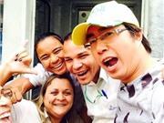 Nhật kí hành trình: 'Nào cùng hô vang: Brazil vô địch!'