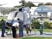 Thư Brazil: Xem World Cup bằng trực thăng