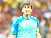 Tây Ban Nha chia tay World Cup: Chữ ký thoái vị của Nhà Vua