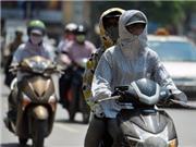 Nắng nóng vẫn diễn ra gay gắt tại các tỉnh ven biển Trung Bộ