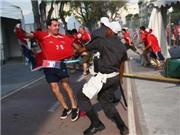 Đập phá SVĐ Maracana, 85 fan Chile bị trục xuất khỏi Brazil