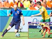 Đội tuyển Hà Lan: Thành công nhờ... khúc côn cầu