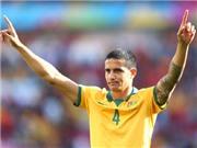 Cahill: Huyền thoại của bóng đá Australia