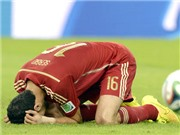 Đòn knock-out cho Tây Ban Nha