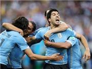 Uruguay 2-1 Anh: Luis Suarez đóng vai 'tử thần', lưỡi hái đã cận kề tuyển Anh