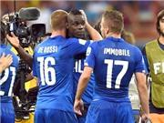 Italy - Costa Rica: 'Phản bóng đá' để chiến thắng