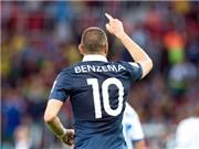 Benzema: Hãy dành cho Ribery lời cảm ơn!