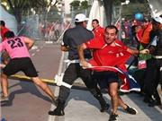 'Hooligan' Chile