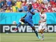 Chấm điểm Italy - Costa Rica: Balotelli và Chiellini gây thất vọng. Pirlo không còn là chính mình