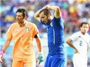 Italy sảy chân trước Costa Rica: Cánh cửa vẫn mở với Italy, trừ khi...