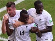 Chấm điểm Pháp 5-2 Thụy Sỹ: Trận đấu của Benzema