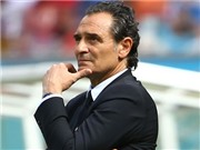 HLV Prandelli: 'Italy thua Costa Rica không phải vì trời quá nóng'