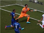 3 bài học rút ra từ thất bại của Italy trước Costa Rica