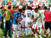 Costa Rica hại đội tuyển Anh, nhưng 'cứu' Nữ hoàng Anh