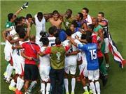 SỐC: 7 cầu thủ Costa Rica bị nghi ngờ sử dụng doping