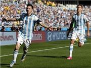 Argentina 1-0 Iran: Messi tỏa sáng phút chót, Argentina sớm giành vé