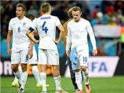 Đội tuyển Anh chính thức bị loại: Trang bị tận răng, thành tích zero