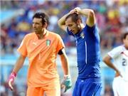 Italy thua sốc Costa Rica: Khi thất bại cũng là một điều tích cực