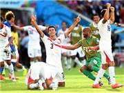 Ngả mũ trước Costa Rica