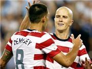 Chuyện lạ về tuyển Mỹ: Đội bóng có 5... đội trưởng