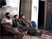 World Cup trên vùng đất dữ Syria: Xem bóng đá trong tiếng đạn bom
