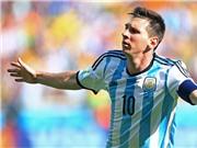 Argentina 1-0 Iran: Messi bóp nát những trái tim Iran