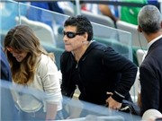Maradona 'nổi giận' vì FIFA đòi thử doping nhiều cầu thủ Costa Rica
