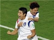 Ngôi sao Hàn Quốc tại World Cup nhận lương 3 triệu đồng/tháng