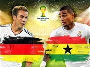 Trận Đức - Ghana: Lịch sử gọi tên Klose