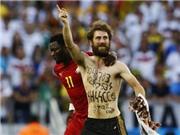 FIFA chính thức điều tra nghi án phân biệt chủng tộc trận Đức-Ghana