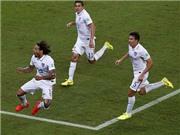 Mỹ 2-2 Bồ Đào Nha: Ronaldo tỏa sáng phút chót, Bồ Đào Nha vớt vát giấc mơ