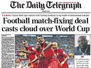 SỐC: Các trận đấu quốc tế của Ghana bị nghi ngờ có DÀN XẾP TỈ SỐ