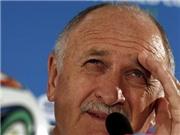 HLV Scolari gọi Louis van Gaal là 'thằng ngốc'