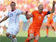 Góc thơ LÊ THỐNG NHẤT: Bình luận trận Hà Lan - Chile 2-0
