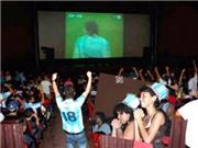 World Cup ở Cuba: Xem bóng đá ở rạp chiếu phim